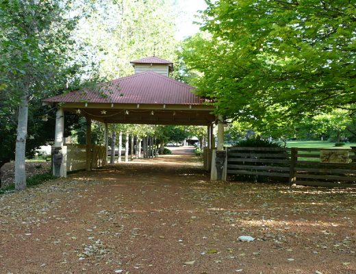The Nelson Grange